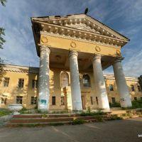 Здание клуба (ТЖК), Троицк