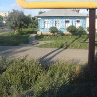 Ул.Октябрская,вид из окна, Троицк