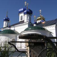 Храм Александра Невского, Троицк