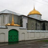 Мечеть Махалля, Троицк
