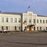 Администрация, Троицк