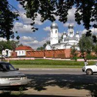 Площадь им. Неплюева, Троицк