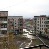 После дождя, Троицк