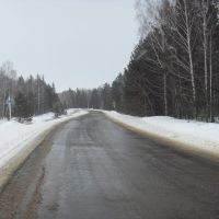 Дорога на Дуванкуль, Увельский