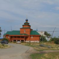 сельская церковь, Увельский