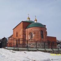 Церковь, Усть-Катав