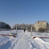 Дорога к дому, МКР-2, Усть-Катав