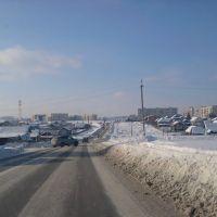 Выезд из центра, Усть-Катав
