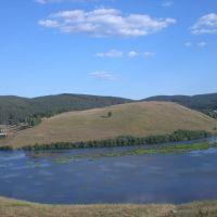 Вид на Катавский пруд, Усть-Катав