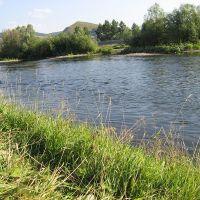 Река Юрюзань, Усть-Катав, Усть-Катав