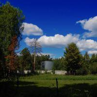Цистерна / Big tank, Чебаркуль
