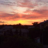 Закат, Чебаркуль