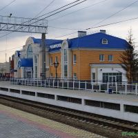 Вокзал Чебаркуль, Чебаркуль