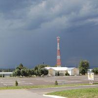 Плац - Чебаркуль, Мирная миссия 2007, Чебаркуль