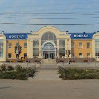 Ж/д вокзал., Чебаркуль