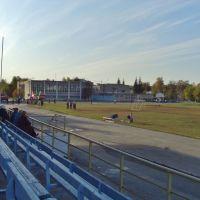 Стадион, Чебаркуль