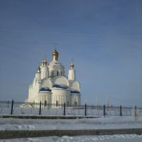 Russian Church, Чебаркуль