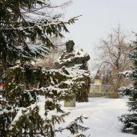 Памятник А.С. Пушкину /Monument to A.S. Pushkin/, Челябинск