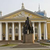 Chelyabinsk, Opera Theatre,  Aug-2008, Челябинск