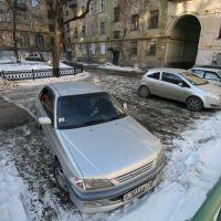 двор на евтеева3, Челябинск