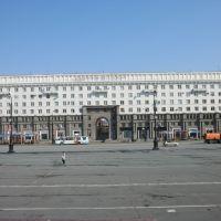 Площадь Революции (сев. часть), Челябинск