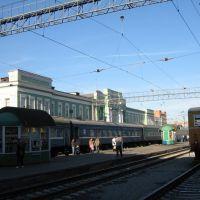 Старое здание вокзала, Челябинск