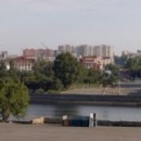 Река Миасс / River Miass, Челябинск