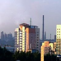 Челябинское небо / Sky of Chelyabinsk, Челябинск