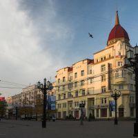 Kirov street, Alfa-bank, Челябинск