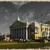 ...весна в большом городе / spring in the city, Челябинск