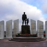 "Мемориал ""Солдатам правопорядка"" /Memorial ""To Soldiers of the law and order""/, Челябинск"
