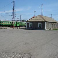 Южноуральский жд Вокзал, Южно-Уральск