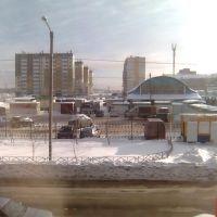 Рынок, Южно-Уральск