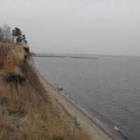 берег, Южно-Уральск