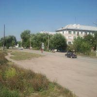 ул Павлова., Южно-Уральск