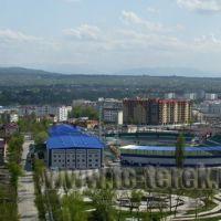 FC-TEREK, Грозный