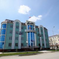 Grozny 2009, Грозный