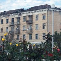 Grozny, Chechnya, 2003, Грозный