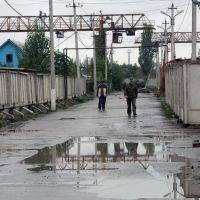 Groznyi, Chechnya, 2003, Грозный