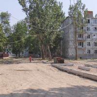 улица Трудовая, Грозный, Июль 2007, Грозный