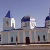 Церковь по ул. Ленина, Грозный