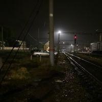 Станция Гудермес, Нечётная горловина, Гудермез