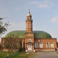 Малгобек. Центральная мечеть, Малгобек