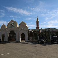 Назрань. Центральная городская мечеть, Назрань