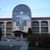 Железнодорожный вокзал, Назрань