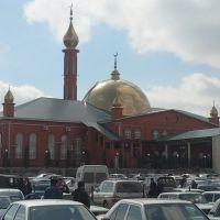 Центральная мечеть с.Насыр-Корт., Назрань