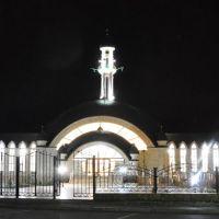 Мечеть в ст. Наурской. Октябрь 2013, Наурская