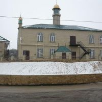 Mosque in Noji-Kort, CHECHENIA, Ножай-Юрт