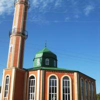 Орджоникидзевская. Новая мечеть в восточной части села, Орджоникидзевская
