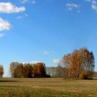 Осенние поля..., Советское